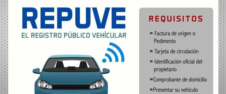 consulta Registro Público Vehicular